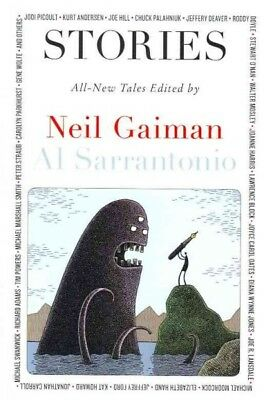 Stories : All-new Tales, Paperback by Gaiman, Neil (EDT); Sarrantonio, Al (ED...