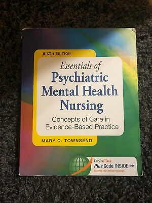 Essentials Of Psychiatric Mental Health Nursing Concepts Of Care