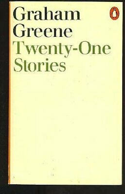 Twenty-One Stories by Greene, Graham Paperback Book The Fast Free Shipping