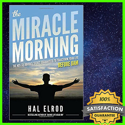 🔥 The-Miracle-Morning-2012-Hal-Elrod-EB00K.PDF 🔥 ✅ N1 ( Fast Delivery )