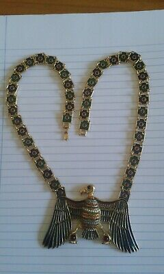 Beautiful, D'Orlan Eagle Pendant ! Very Rare ! NEW LOWER PRICE !