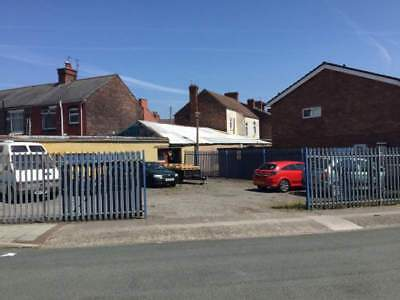 Commercial property for sale Wallasey garage development site land for sale