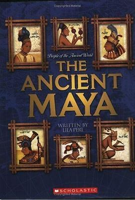 The Ancient Maya (People of the Ancient World) by Perl, Lila, Good Book