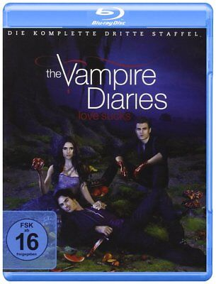 The Vampire Diaries - Staffel 3 | Blu-ray