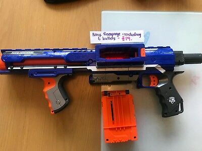 Nerf Rapidstrike CS-18 N-Strike Elite Used