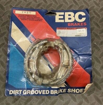 NOS EBC Brake Shoes 702G - Kawasaki