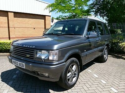 2002 '02' Range Rover Westminster 2.5 Td 105K Very Rare Collectable P38