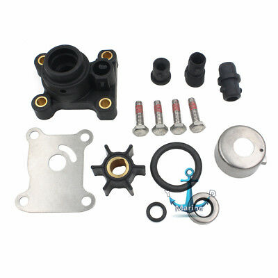 Water Pump Impeller Kit for Johnson/Evinrude 394711 0394711 9.9hp