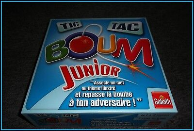 💣  TIC TAC BOUM JUNIOR - Goliath