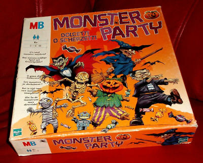 👹  MONSTER PARTY (en français !!!)