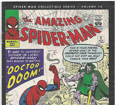 Amazing Spider-Man #5 Collectible Series Newspaper Reprint from 2006 in Fine
