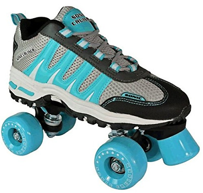 Pacer Roller Skates for Adults   Sonic Cruiser Unisex Mens and Womens for Girls