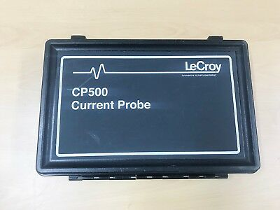 LeCroy CP500 Current Probe
