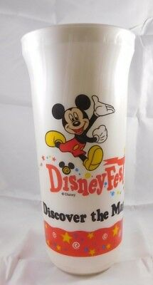 "Vintage Disney Fest ""Discover the Magic"" Airship Mickey Cup"
