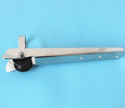 Boat Stainless Steel  Bow Anchor Roller Self Launching 15-1/4 inch Heavy Duty
