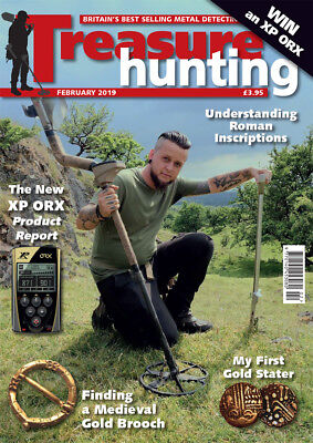 Treasure Hunting Magazine February 2019