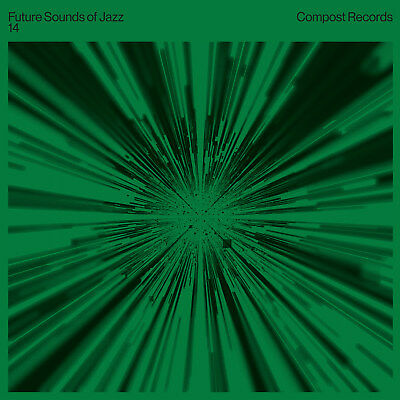 Various - Future Sounds Of Jazz 14 (4LP Vinile) 2018 Compost Records Nuovo