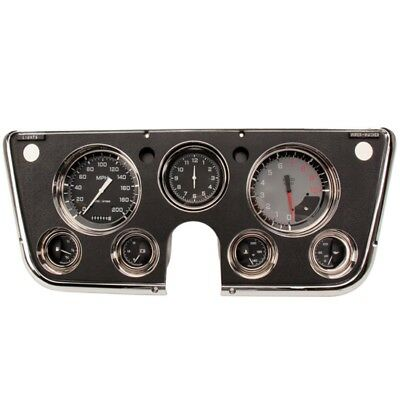 Classic Instruments CT67AXG 1967-72 Chevy Pickup Auto Cross Gauge Set