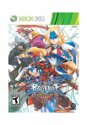 Xbox 360 : BlazBlue: Continuum Shift EXTEND - stand VideoGames