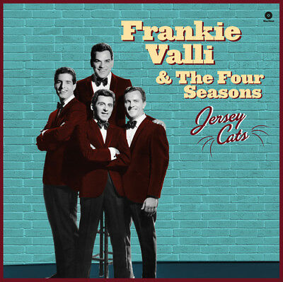 "Frankie Valli and the Four Seasons : Jersey Cats Vinyl 12"" Album (2015)"