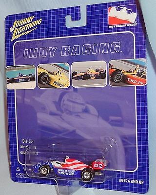 Patriot Indy Open Wheel Car Die-Cast Metal 1:64 Johnny Lightning 2002 Car NEW