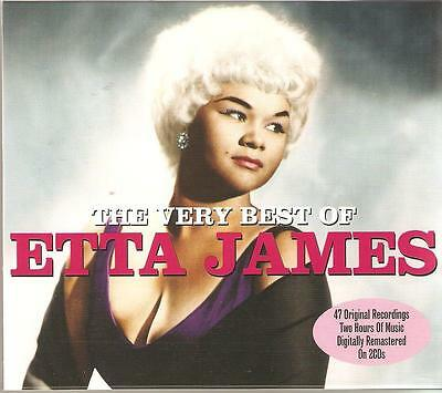 The Very Best Of Etta James - 2 Cd Box Set - Woman & Many More