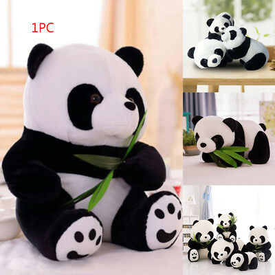 Toy kids baby Stuffed Animals Cute Cartoon Pillow Present Doll Plush Panda