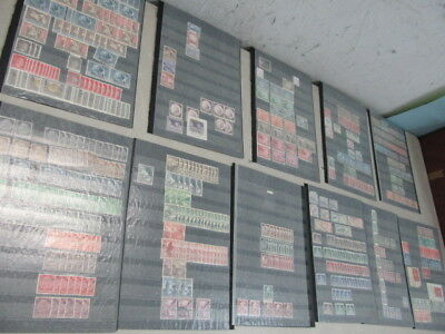 Nystamps Germany World War II Reich old stamp collection stock page