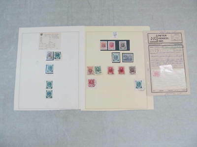 Nystamps Russia Ukraine old stamp collection paid $310 long ago