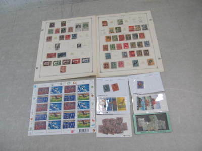 Nystamps Thailand old stamp & sheet collection with mint
