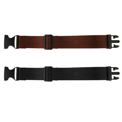 Add-A-Bag Luggage Strap, Adjustable Suitcase Straps Belt Travel Accessories