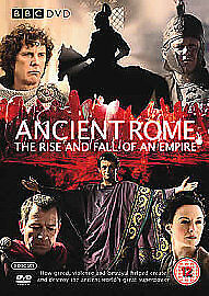 Ancient Rome: The Rise and Fall of an Empire [DVD], New, DVD, FREE & Fast Delive