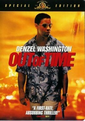 Out of Time (DVD, 2004) NEW