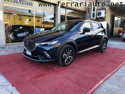 MAZDA CX-3 1.5L Skyactiv-D 4WD Exceed Unica!