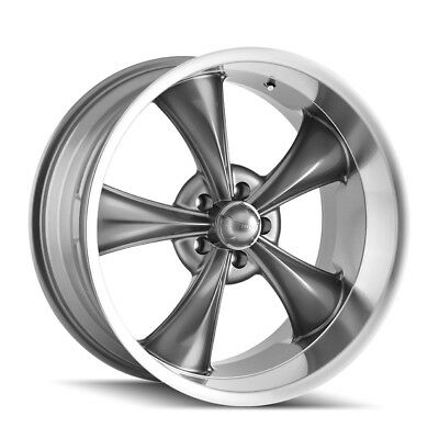 CPP Ridler 695 wheels 18x9.5 fits: CHEVY SILVERADO SCOTTSDALE