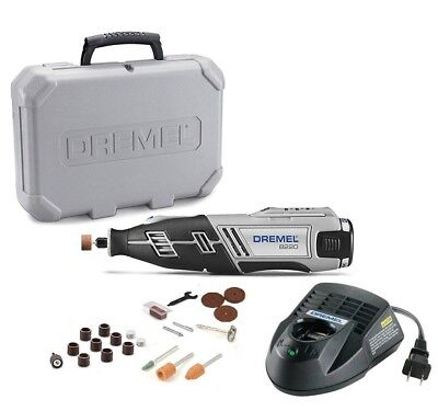Dremel 8220-DR variable-speed cordless rotary tool set by Authorized Distributor