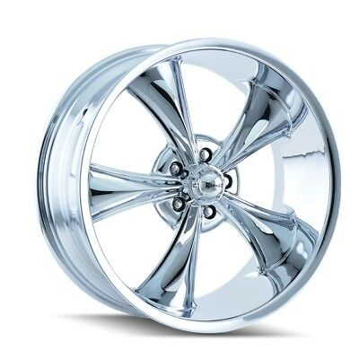 CPP Ridler 695 wheels 18x8 fits: CHEVY BLAZER SUBURBAN TAHOE