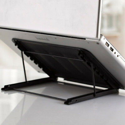 Laptop Tablet Stand Holder Cushion Riser Tray Desk Table Base Dock AU