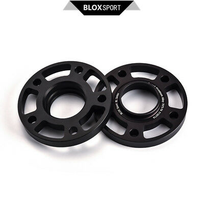 "4X 2/"" Bolt on 5x130 Forged Aluminum Wheel Spacers for Porsche Panamera Boxster"