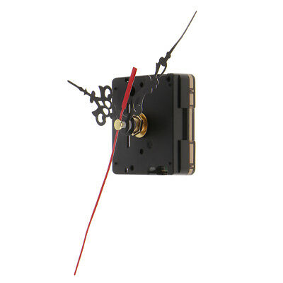Battery Operated Clock Movement For Quartz Wall Clock Repair Flower Pointers