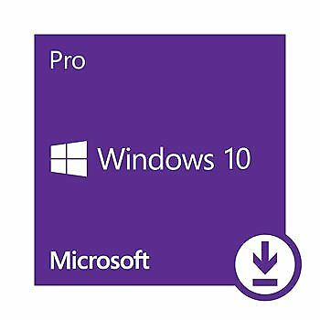 Microsoft Windows 10 Pro Digital Key Instant Delivery 32/64 Bit 1PC Key Lifetime