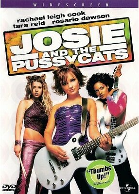 [DVD] Josie and the Pussycats (Region 1)