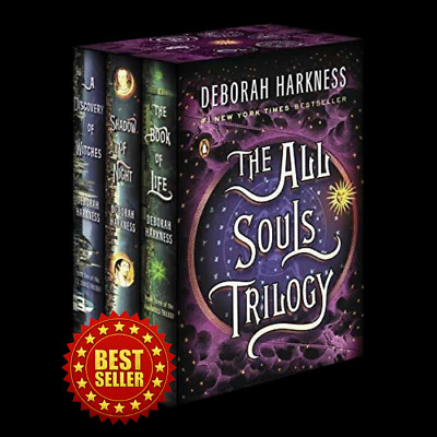 The All Souls Trilogy Series Collection 1-3 By Deborah Harkness [Audiobook MP3]