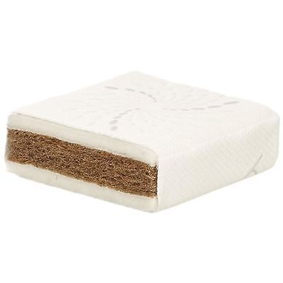 Obaby 140 x 70cm Natural Coir/Wool Cot Bed Mattress