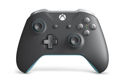 Official Xbox One Wireless Controller - Grey and Blue -  BRAND NEW AND SEALED