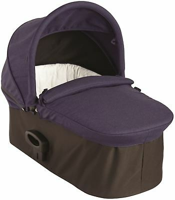 Baby Jogger DELUXE PRAM CARRYCOT INDIGO Pushchair Buggy Accessory BN
