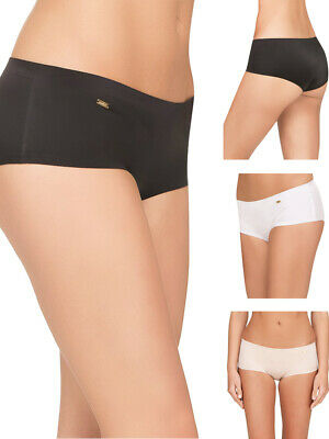 Ultimo Invisible Mid Rise Short 0472 No VPL Smooth Seamless Knickers Lingerie