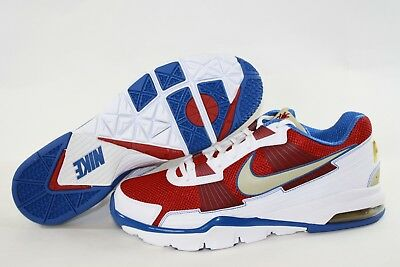 NEW Mens NIKE Trainer SC 2010 Low 407846 176 Manny Paquiao PacMan Sneakers Shoes