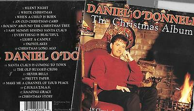 cd DANIEL O'DONNELL THE CHRISTMAS ALBUM CD