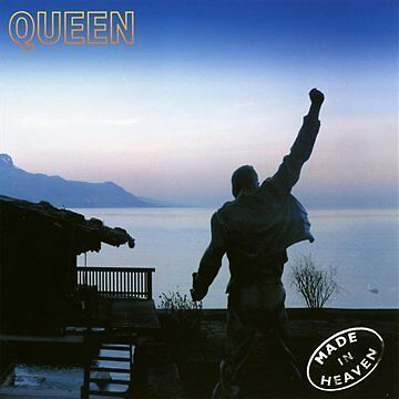 cd Queen - Made in Heaven [Remastered] (2011)